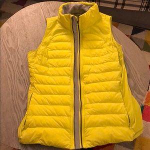 Lululemon Neon Down Vest - Size Large